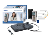Digital Dictation and Transcription Kit ‑ Silver Pro, Olympus, Professional Dictation